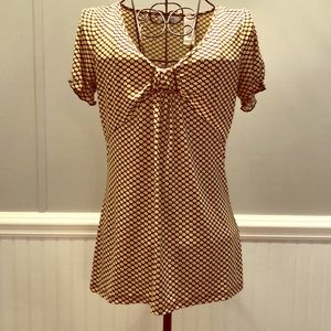 Beautiful Fitted Top Blouse